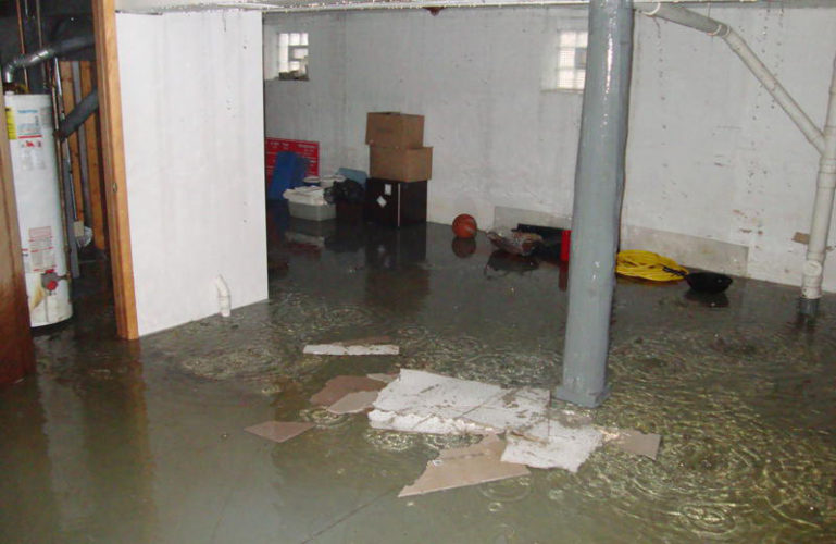 Flood? Why calling a water damage company ASAP can save you money