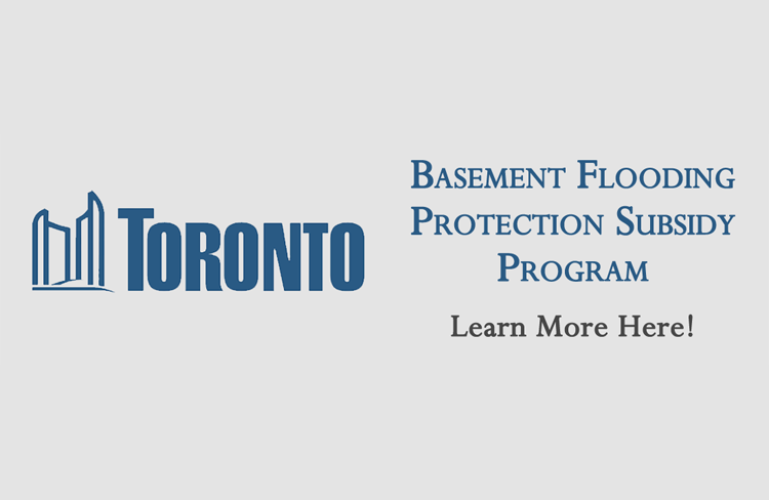 Apply to Get up to 80% of Your Money Back on Basement Flooding Protection