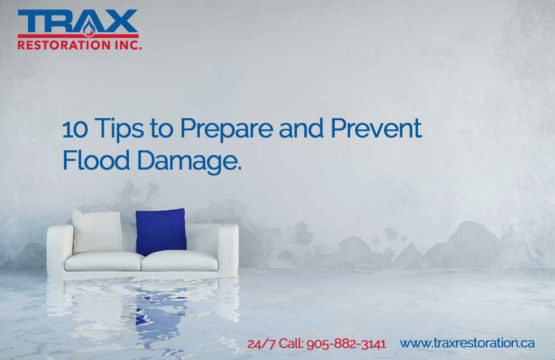 10 Tips to Prepare and Prevent Flood Damage
