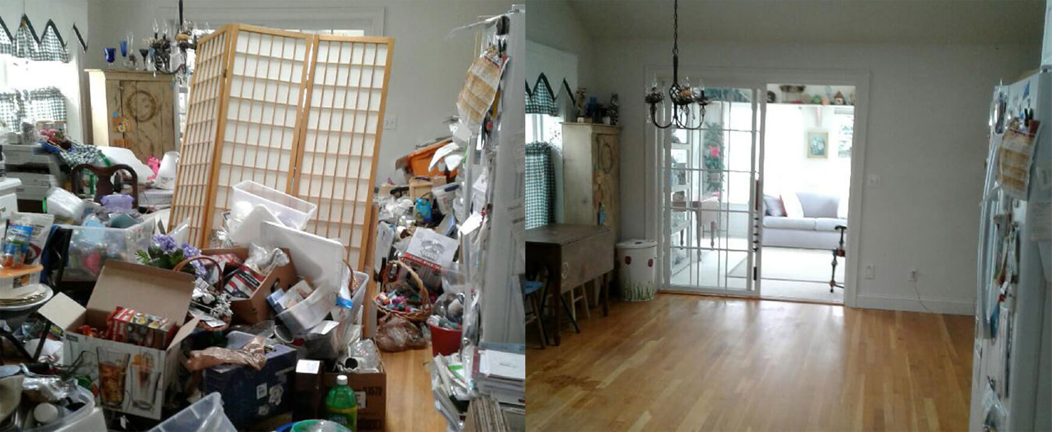 hoarding cleanup toronto