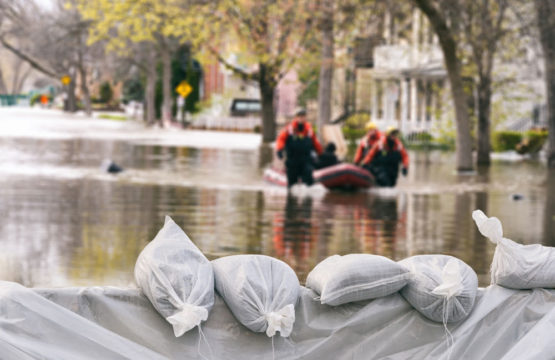 Summer Flash Floods and what your insurance covers