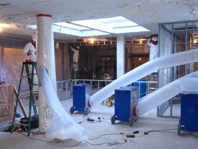 comercial restoration toronto