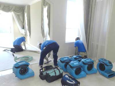 water damage toronto restoration